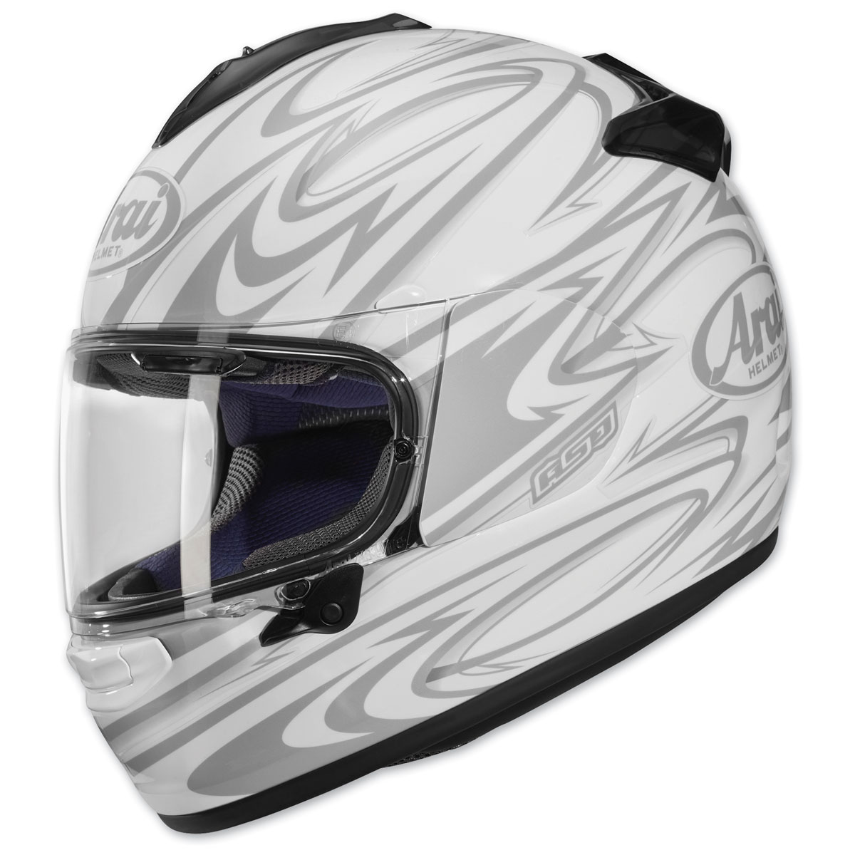 Arai DT-X Torrent White Full Face Helmet