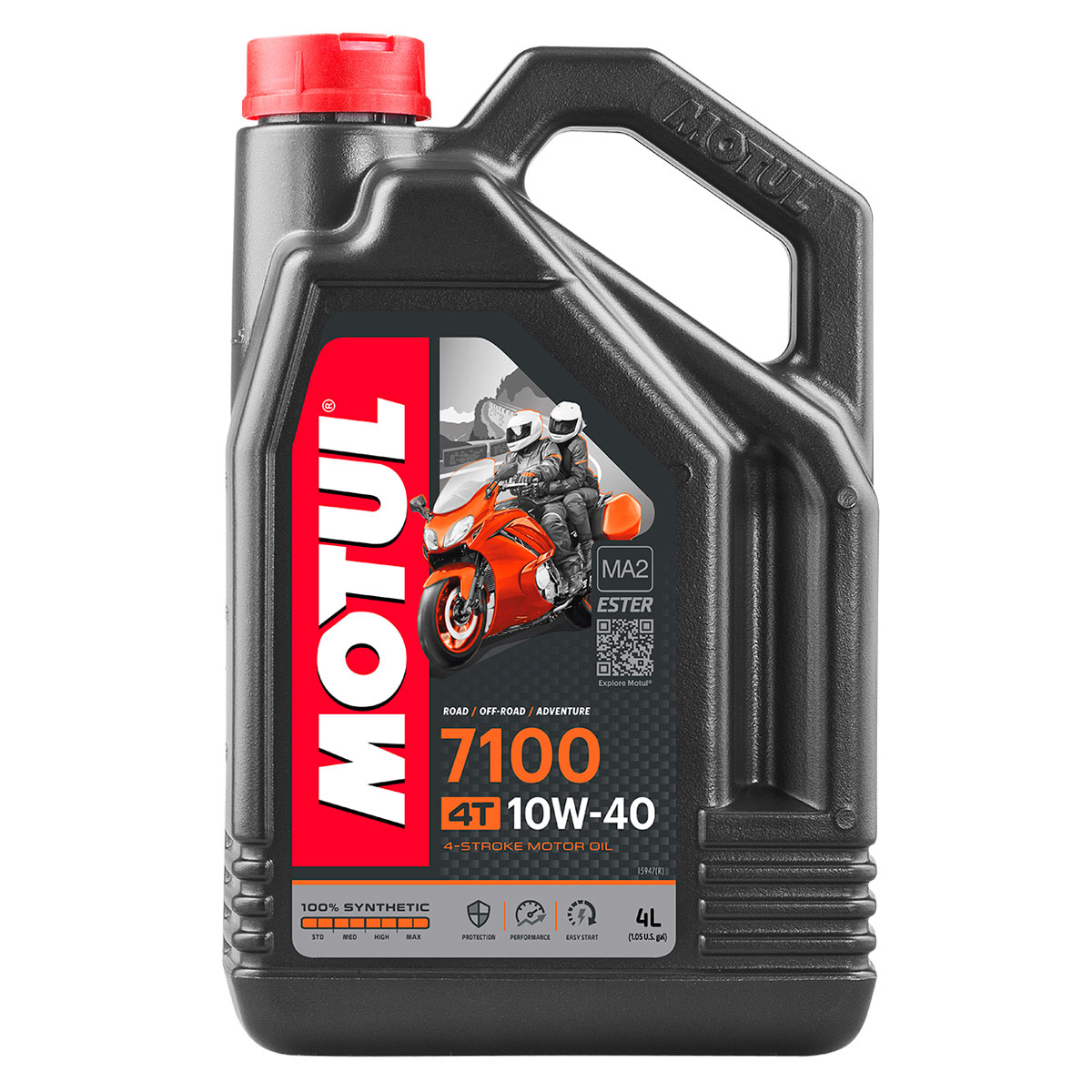 MOTUL 7100 Synthetic Motor Oil