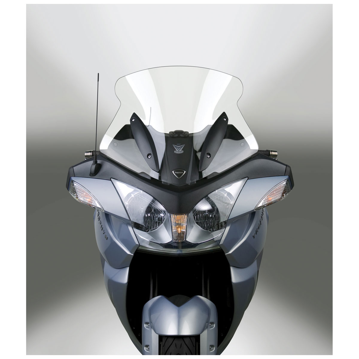 National Cycle VStream Sport Touring Windshield, Clear - N20607