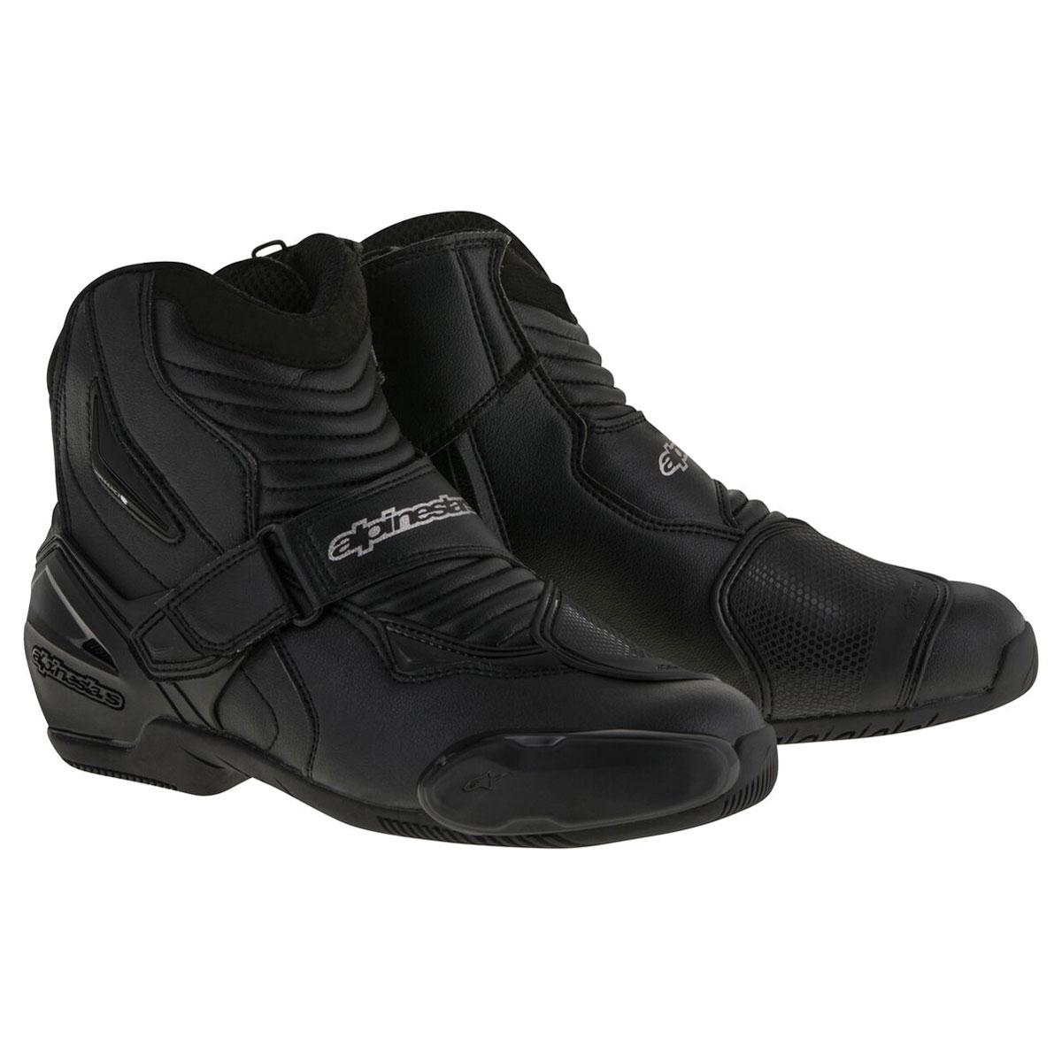 Alpinestars Men's SMX-1 R Black Boots