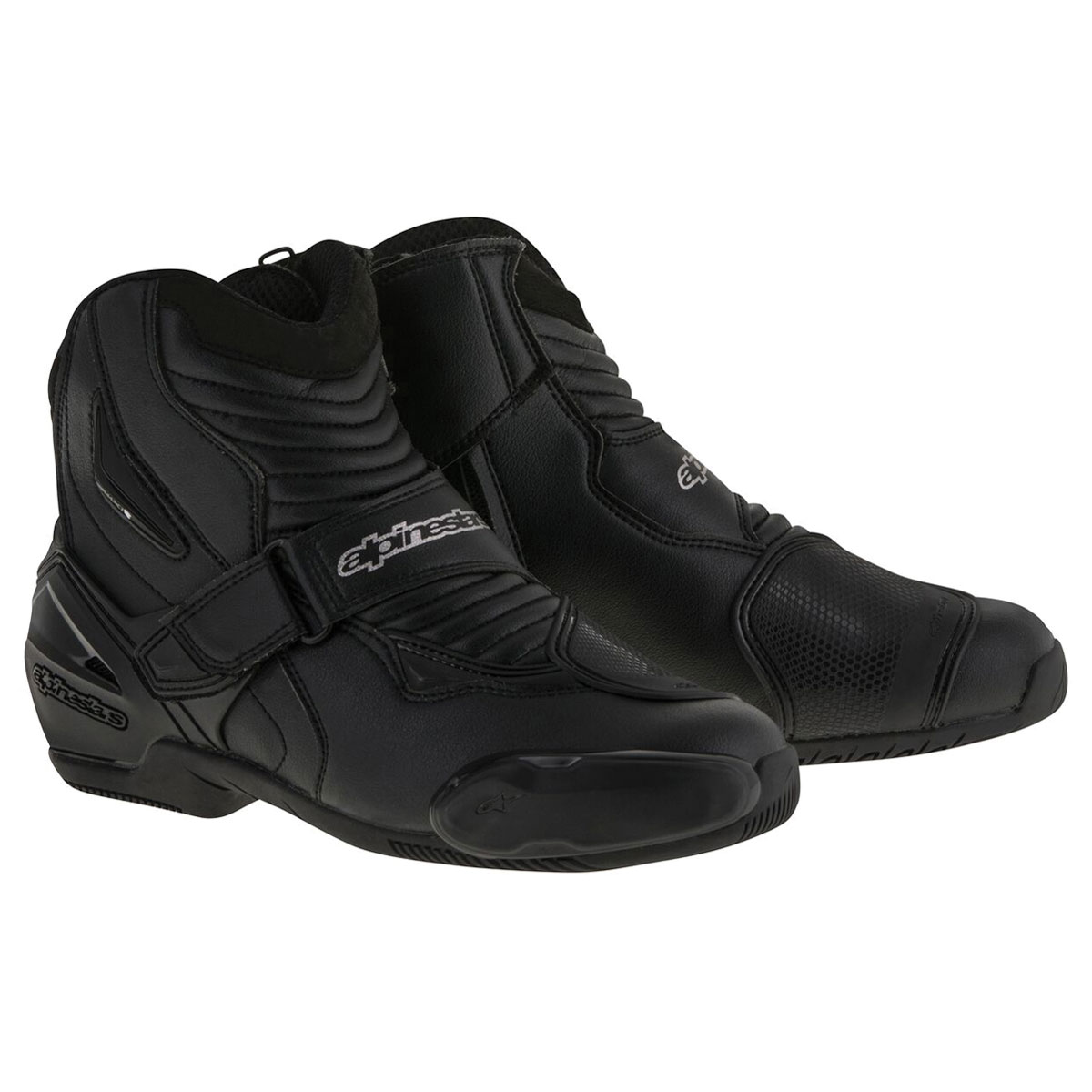 Alpinestars Men's SMX-1 R Vented Black Boots