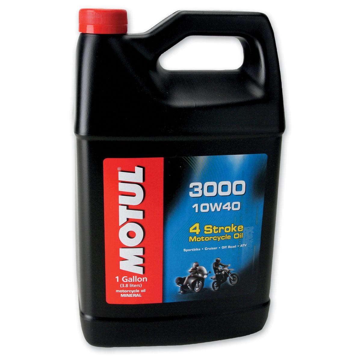 MOTUL 3000 Mineral Motor Oil
