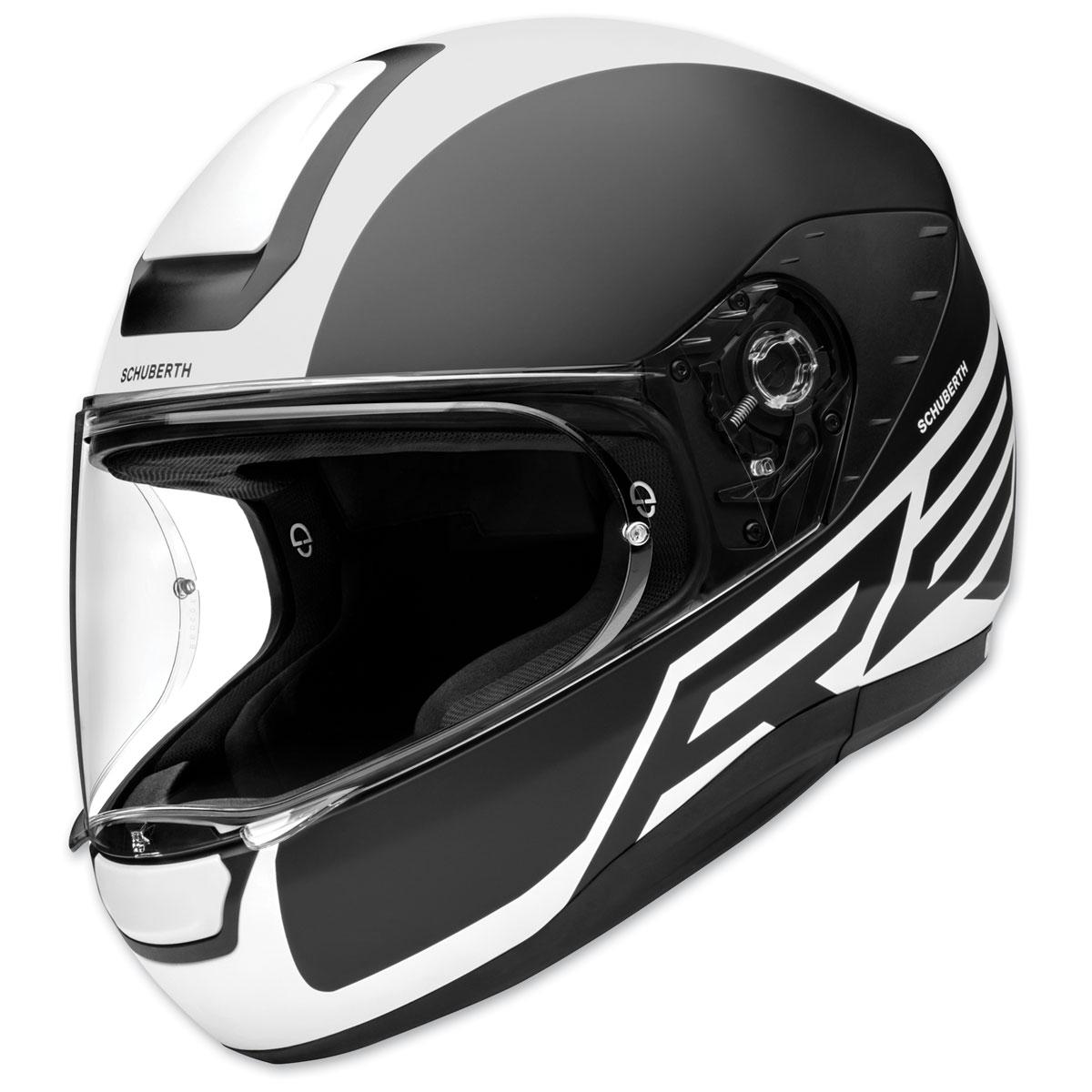 Schuberth R2 Traction White Full Face Helmet