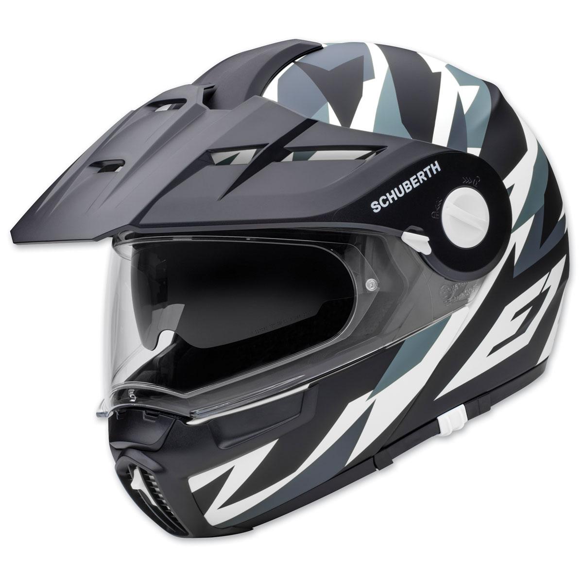 Schuberth E1 Rival Gray Modular Helmet