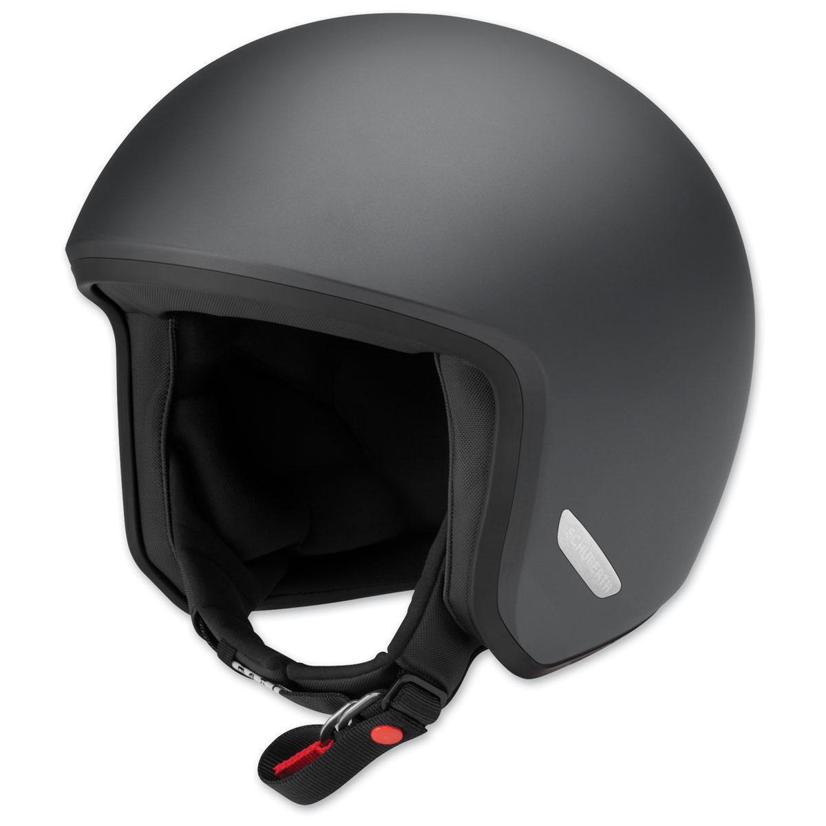 Schuberth O1 Matte Anthracite Open Face Helmet