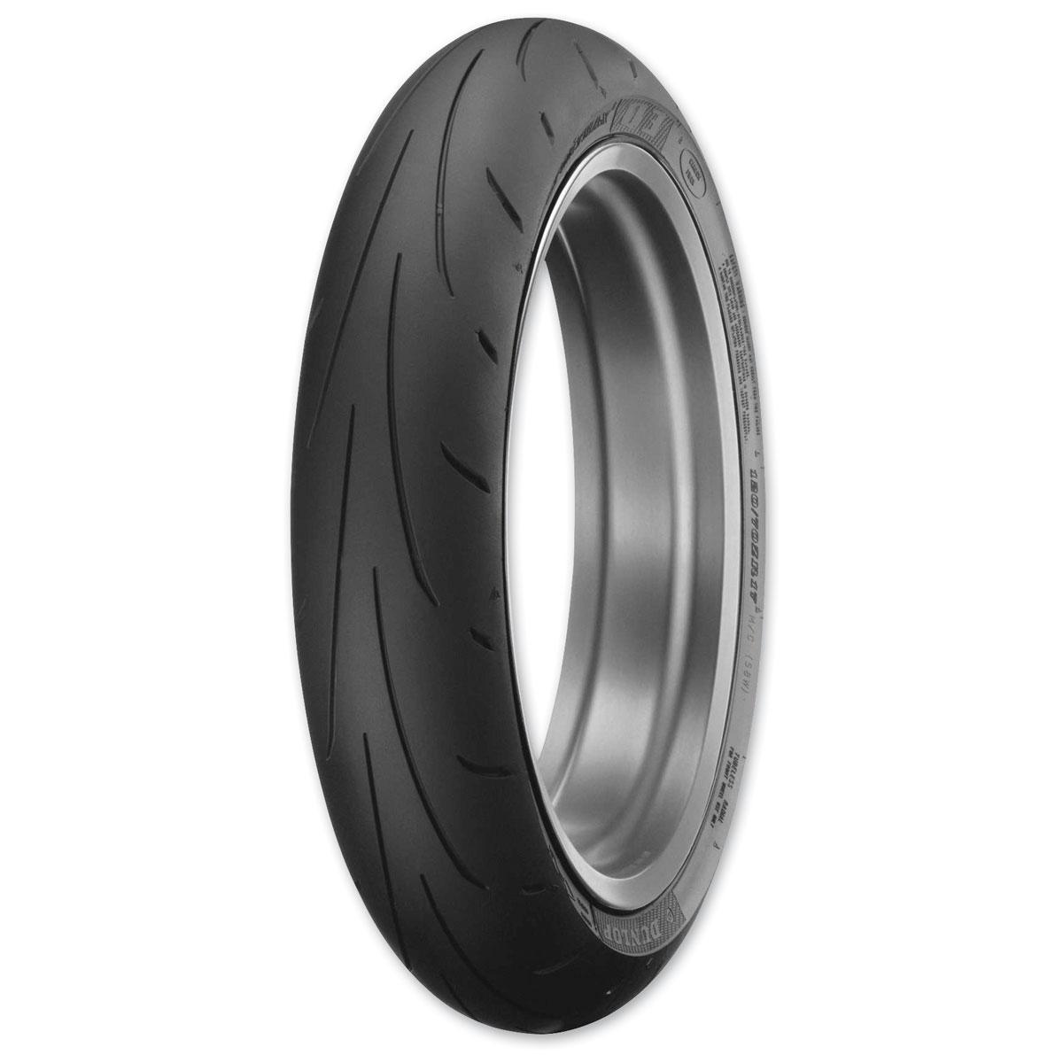 Dunlop Sportmax Q3+ Front Tires