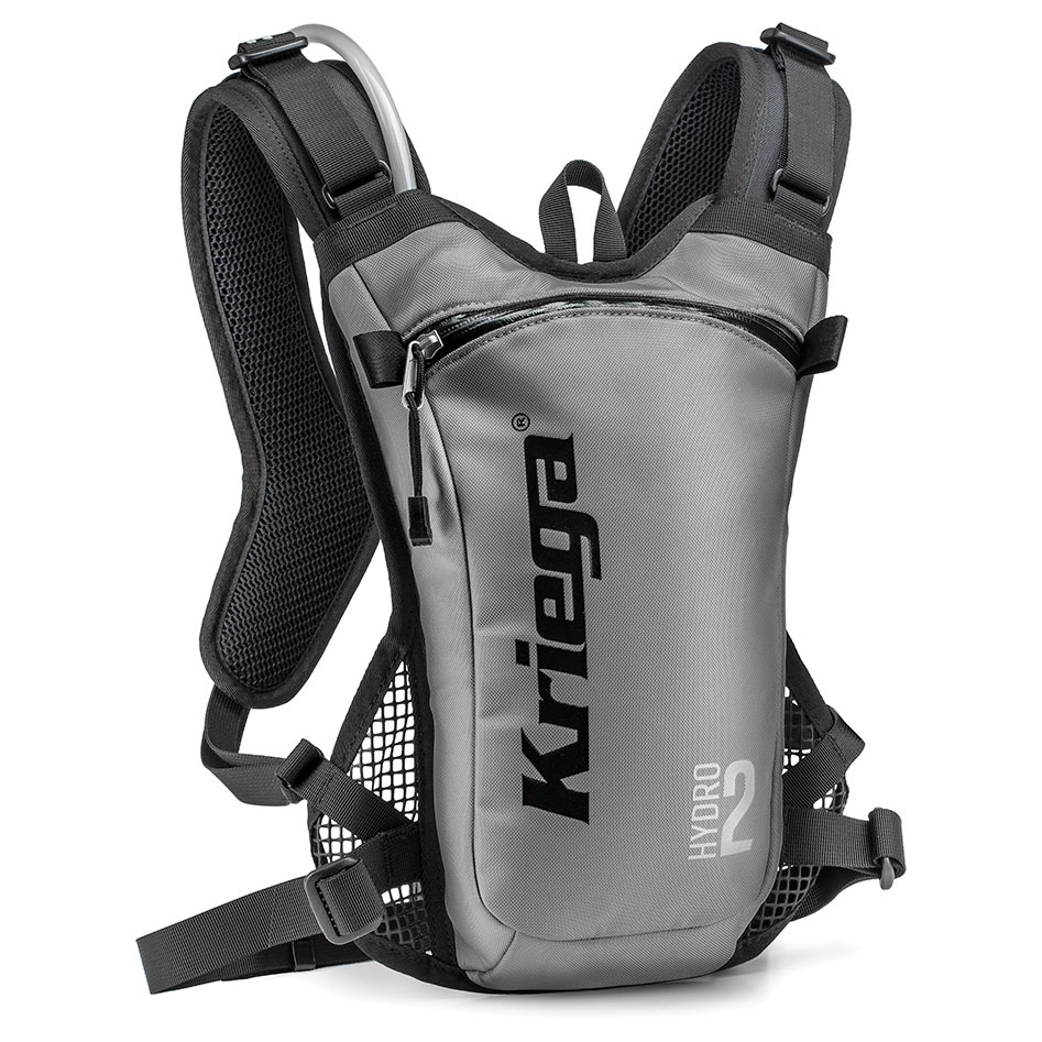 Kriega Hydro 2 Hydration Backpack Silver