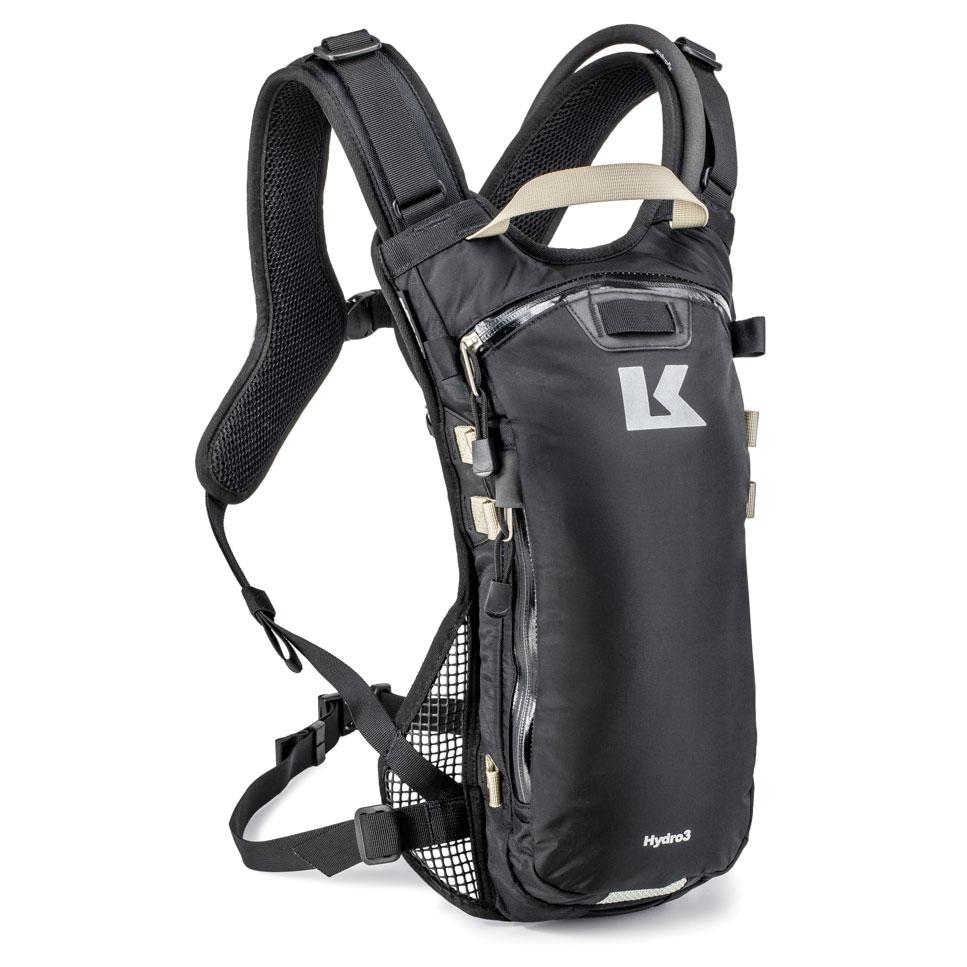 Kriega Hydro 3 Hydration Backpack Black