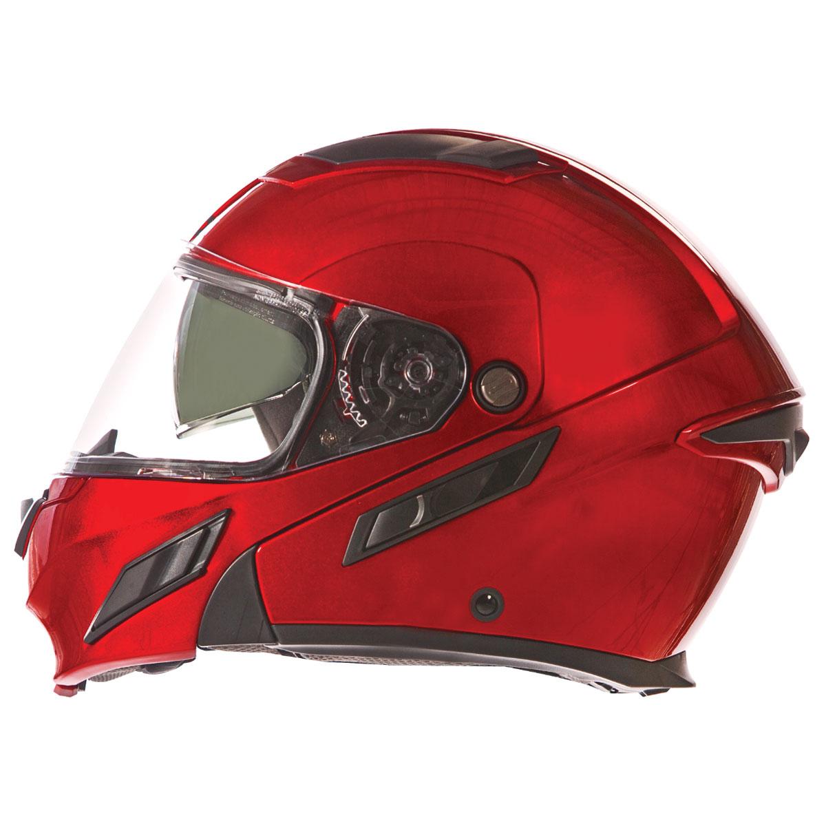 Zox Brigade SVS Wineberry Modular Helmet