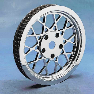 Mesh Rear Pulley 70 Tooth