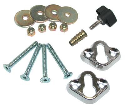 Pingel Mount Kit for Removable Wheel Chocks