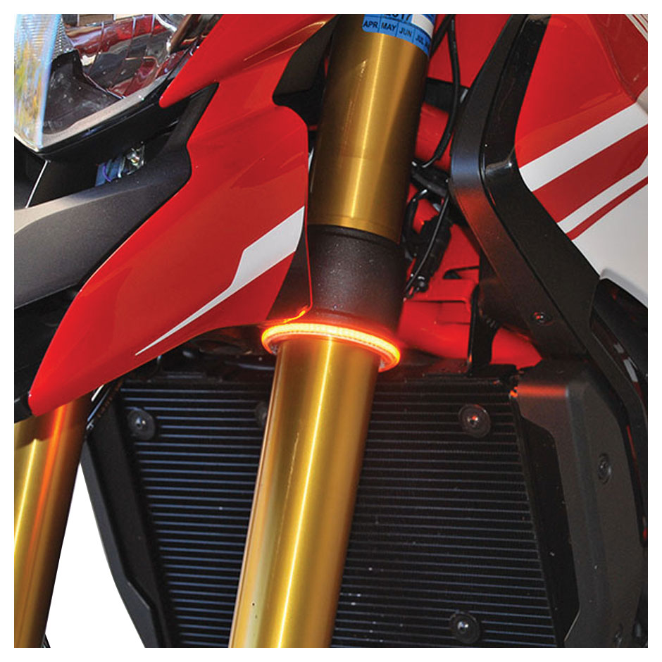 New Rage Cycles Rage360 Front Turn Signal