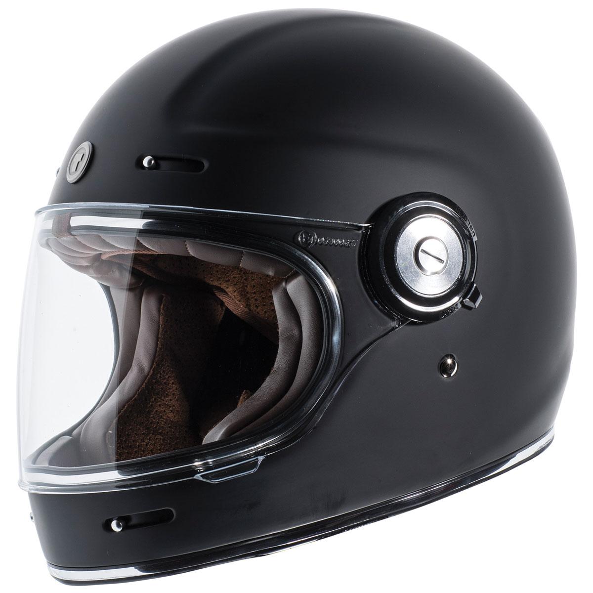 Torc T1 Matte Black Full Face Helmet