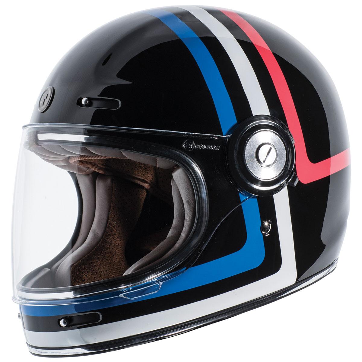 Torc T1 American Tron Full Face Helmet