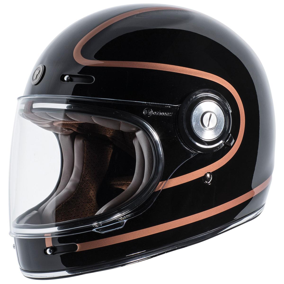 Torc T1 Copper Pin Full Face Helmet