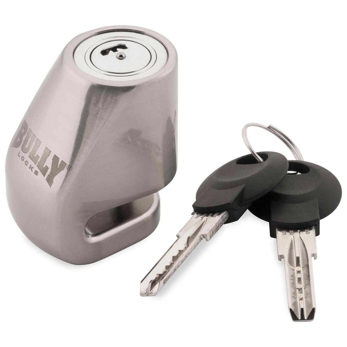 Bully 5.5mm Premium 12mm Throat Disc Lock