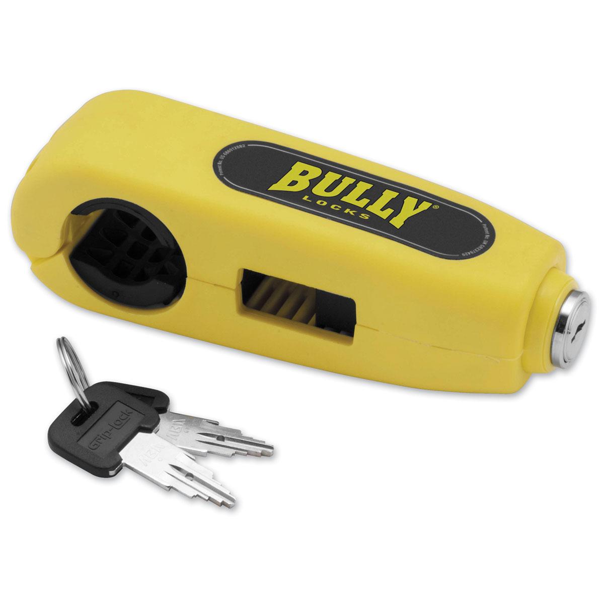 Bully Yellow Grip Lock