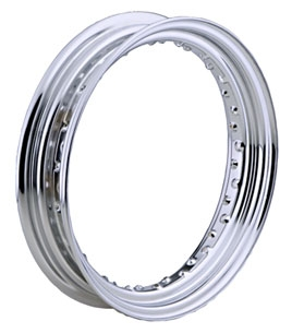 Chrome Wheel Rim, 16 x 3.00