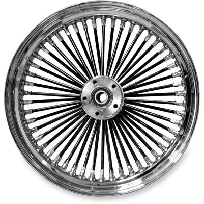 Ride Wright Fat Daddy Black 50-Spoke Front Wheel 21″ x 3.5″