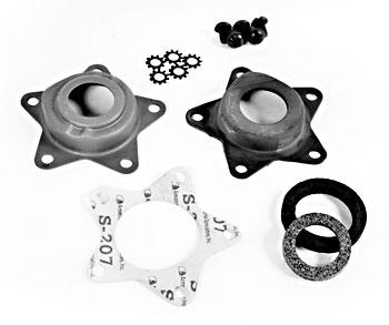 Thrust Hub Plate Kit