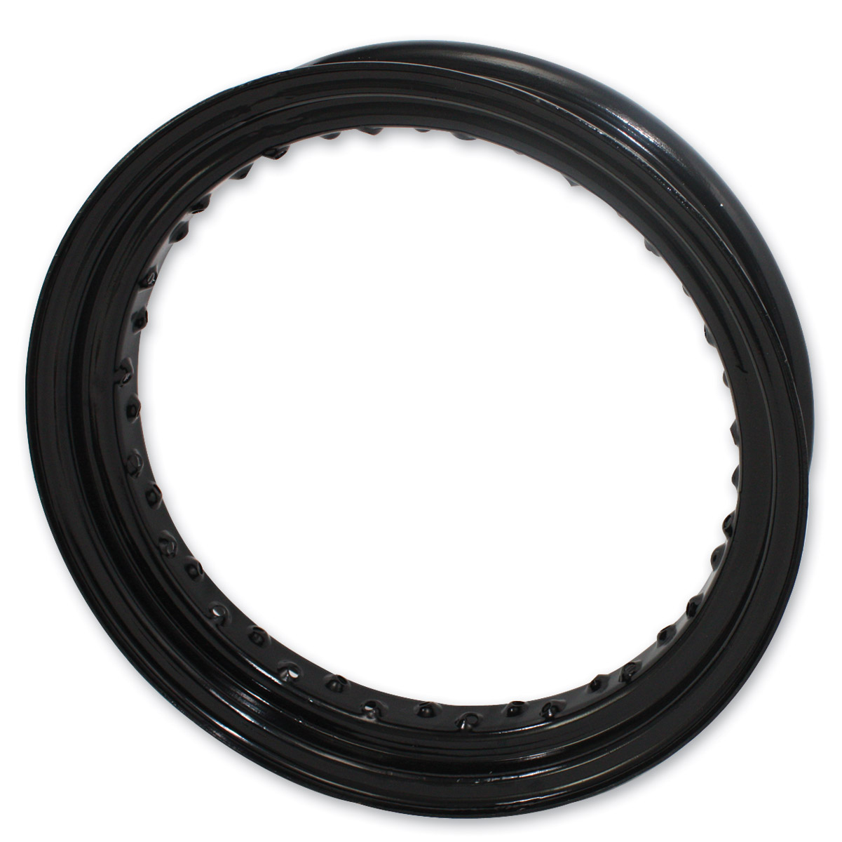 V-Twin Manufacturing Black Replica Rim for 45″, 16 x 3