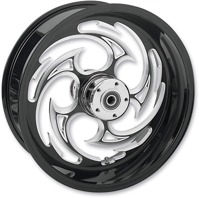 RC Components Savage Eclipse One-Piece Aluminum Rear Wheel, 18″ x 3.5″