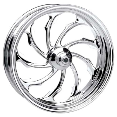 Performance Machine Torque Rear Wheel, 17 x 6