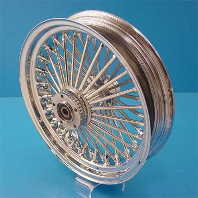 Ride Wright Fat Spoke Rear Wheel, 16″ x 3.5″