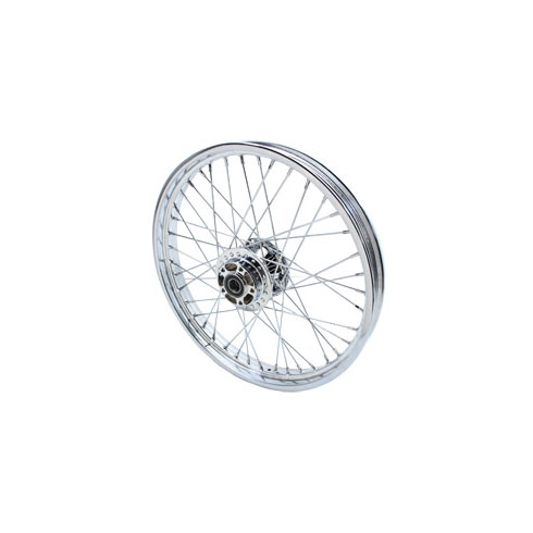 V-Twin Manufacturing Replica 40 Spoke Front Wheel