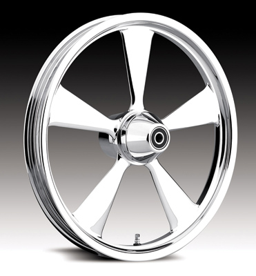 Milwaukee Twins Nomad Rear Wheel, 18 x 5.5
