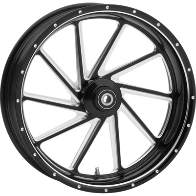 Roland Sands Design Ronin Contrast Cut Front Wheel, 21