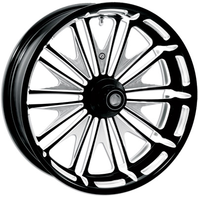 Roland Sands Design Contrast Cut Boss Front Wheel 18″ x 3.5″