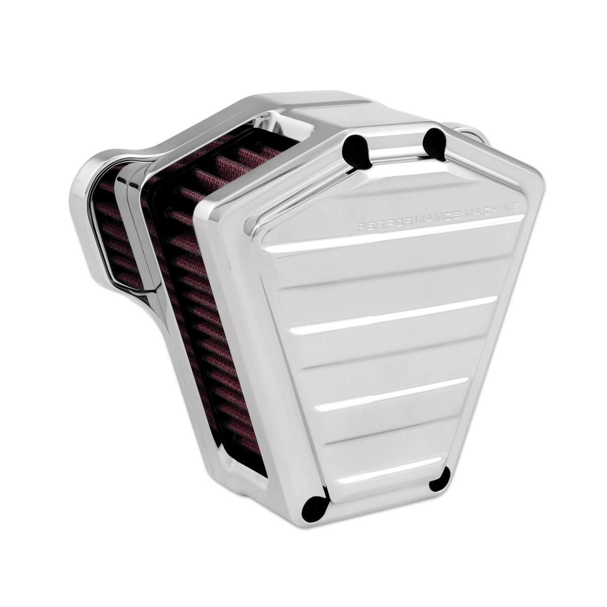 Performance Machine Drive Air Cleaner Chrome