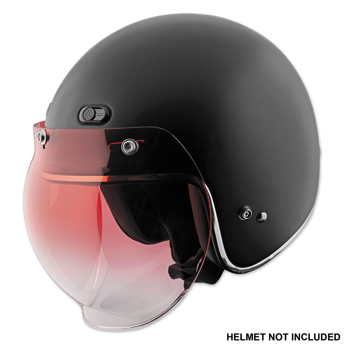 Speed and Strength Rose Gradient Bubble Shield