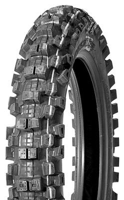 Bridgestone M404 90/100-14 RearTire