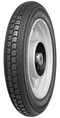 Continental Conti K62 Classic Scooter 3.50-10 Blackwall Tire