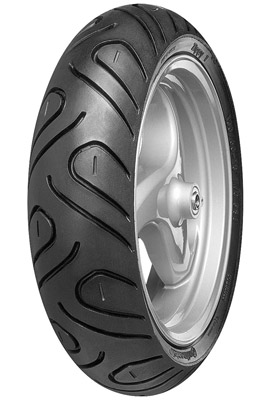 Continental  Zippy 1-Performance 90/90-10  Scooter Tire