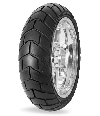 Avon AM44 Distanzia 150/70VR-17 Rear Tire