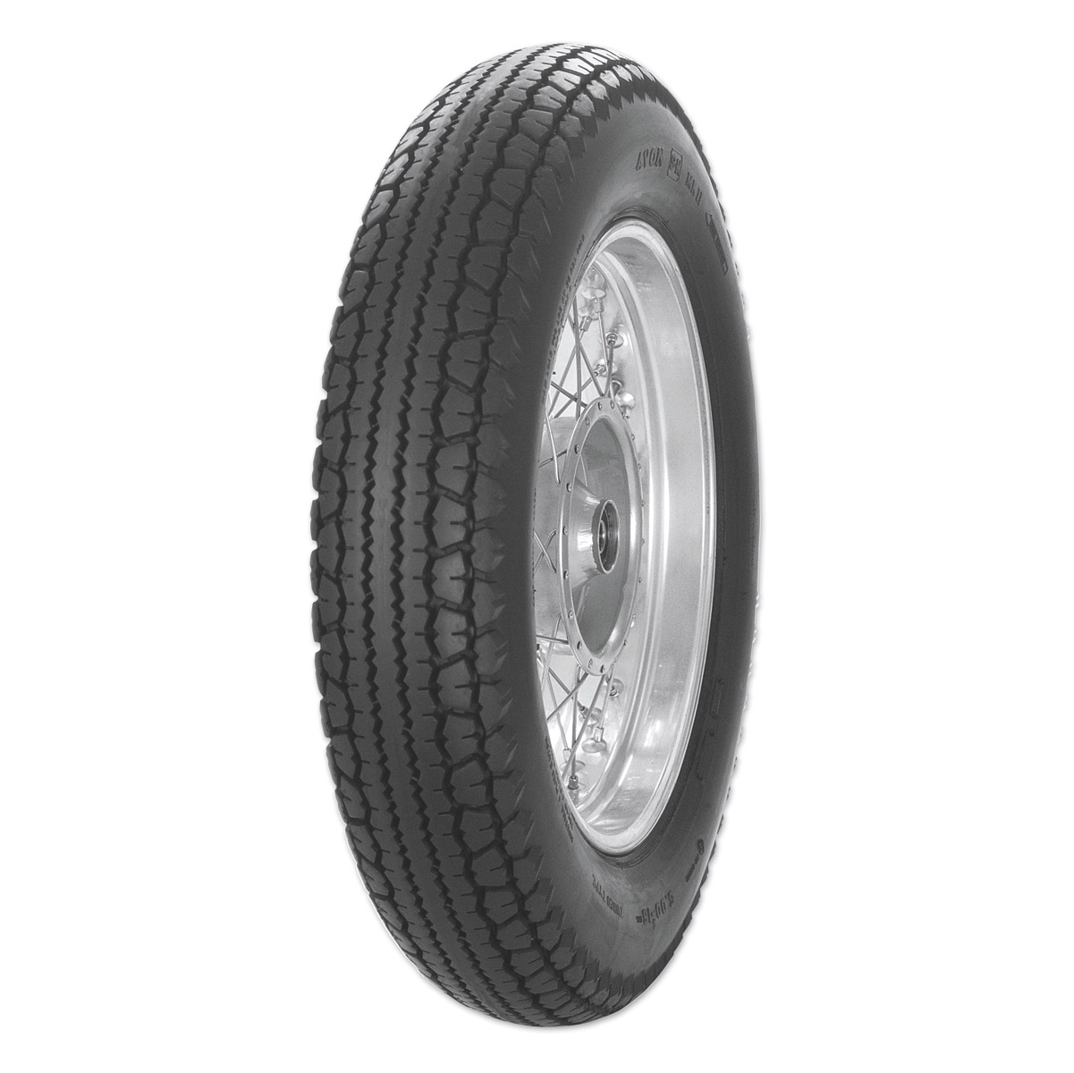Avon Motorcycle Tires >> Avon Mkii Safety Mileage 5 00 16 Rear Tire 90000000616 Jpcycles Com