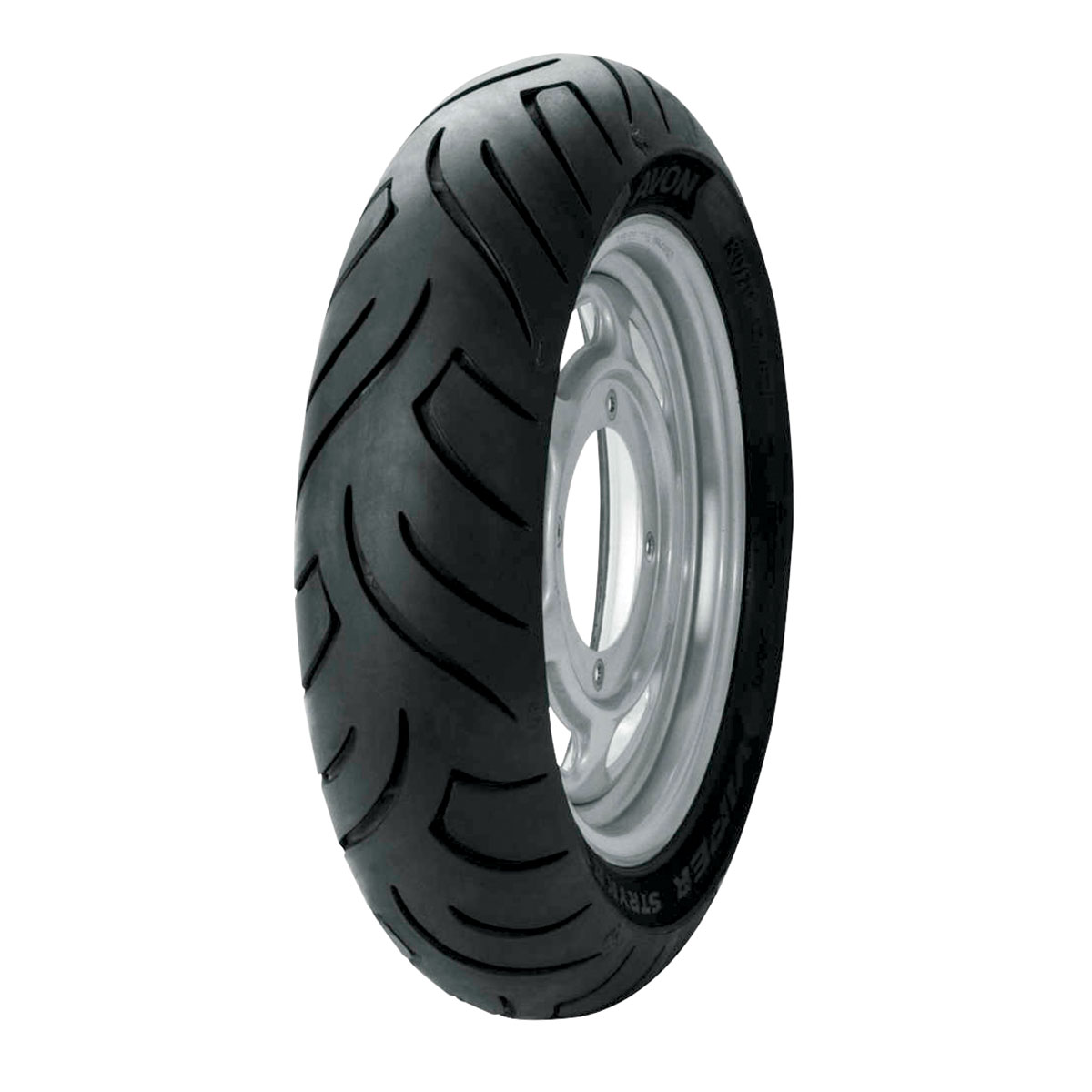 Avon AM63 Viper Stryke 130/70-13 Scooter Rear Tire