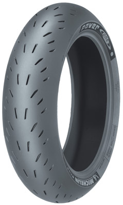 Michelin  Power One 180/55ZR-17 Rear Tire