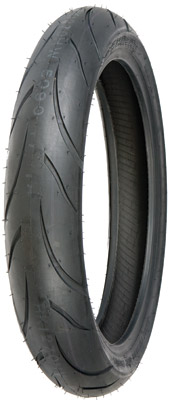 Shinko 011 Verge Radial 120/70ZR17 Front Tire
