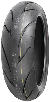 Shinko 011 Verge Radial 180/55ZR17 Rear Tire