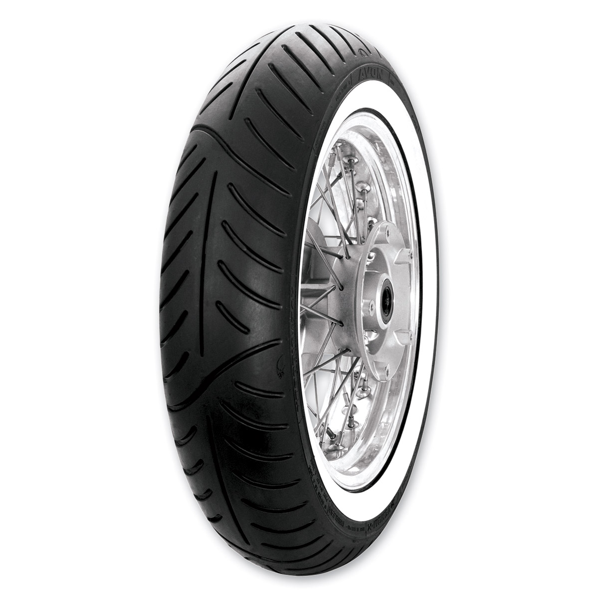Total Motorcycle Tire/Tyre Guide - Avon Venom R AM41 and AM42