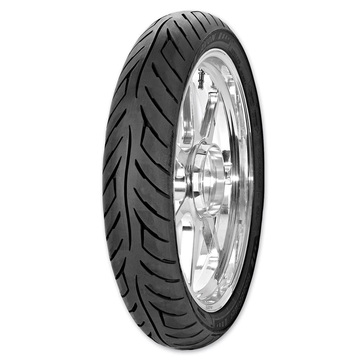 Avon Motorcycle Tires >> Avon Am26 Roadrider 90 90 19 Front Tire 90000000660 Jpcycles Com