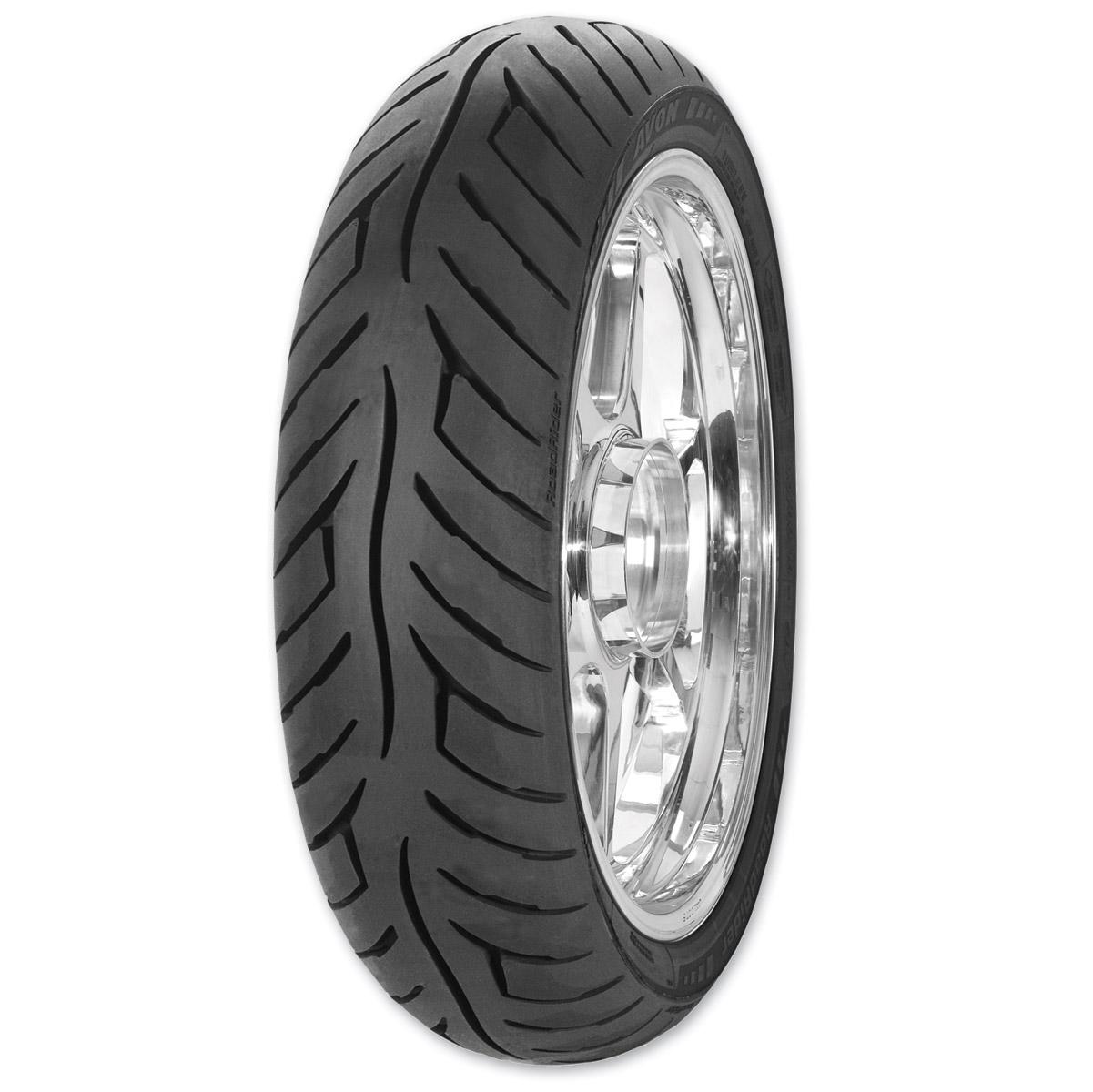 Avon Motorcycle Tires >> Avon Am26 Roadrider Mt90 16 Rear Tire 90000000663