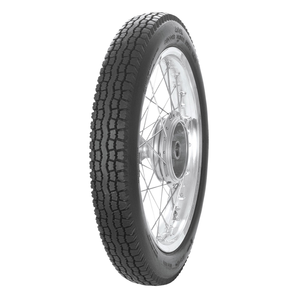Avon MKII Sidecar Triple Duty 3.50-19 Sidecar Tire