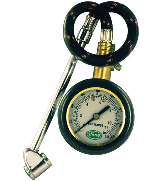 Slime Dually RV Dial Gauge