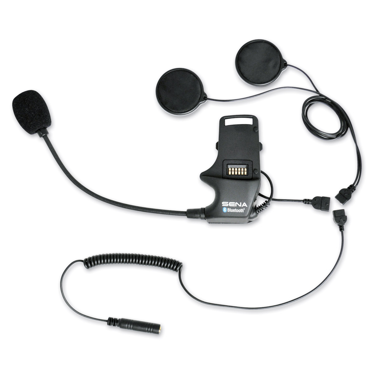 Sena Technologies SMH10 Helmet Clamp Kit for Speakers and Earbuds