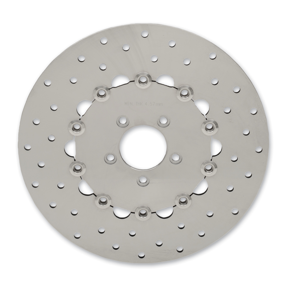 J&P Cycles Dyna Stainless Front Brake Rotor - 210-868